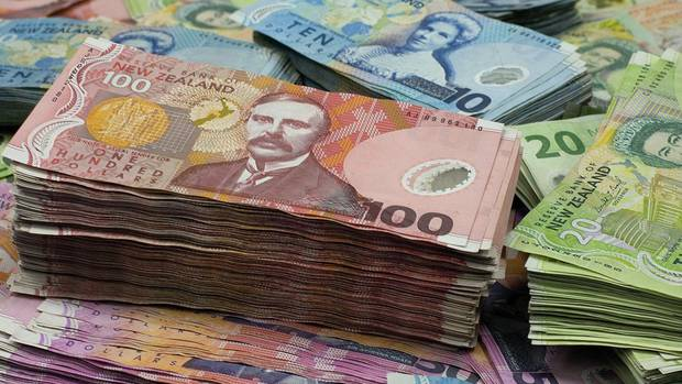 New Zealand Money, image courtesy of nz herald