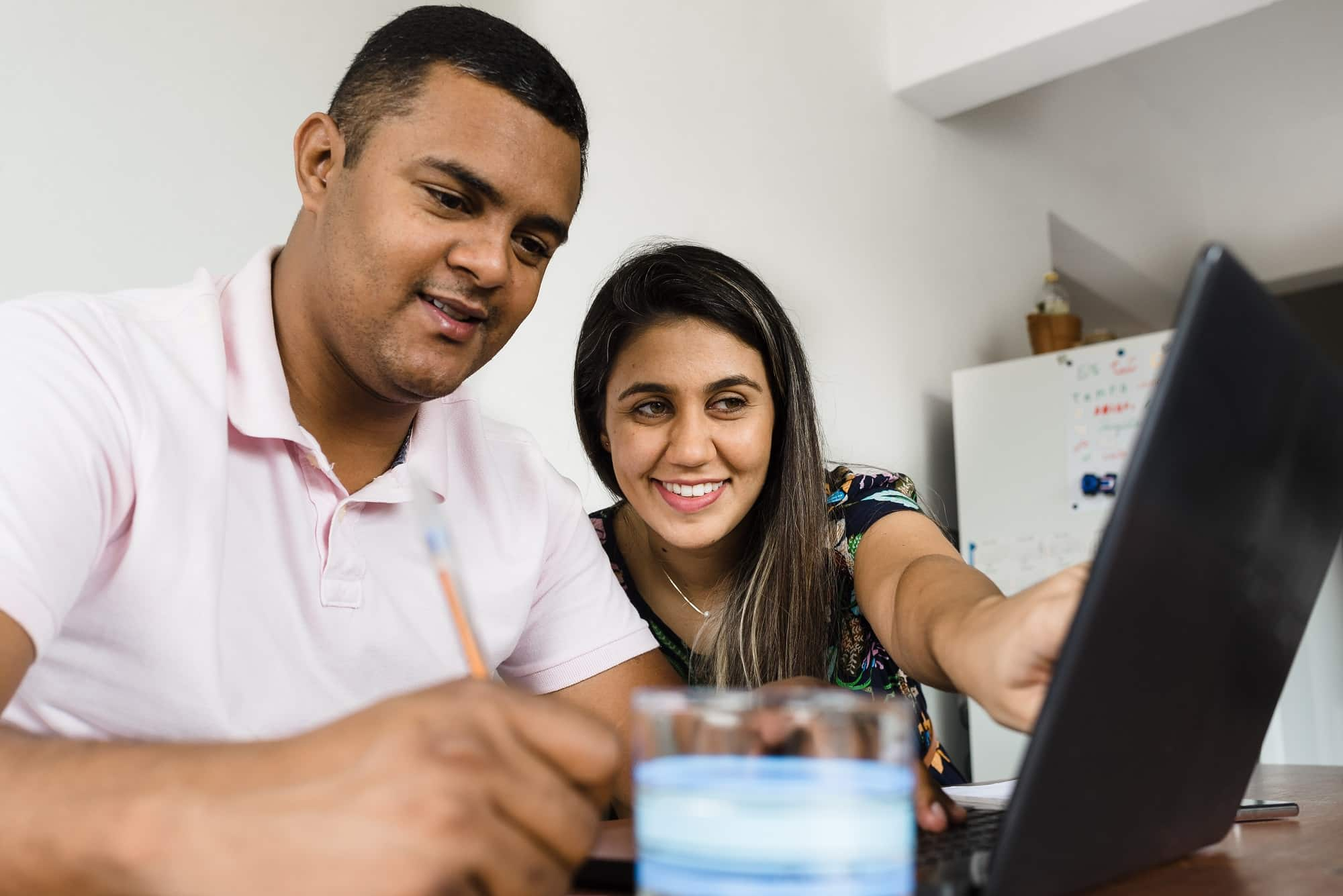 online shopping, couple, family, home interior, laptop, travel, love, joy